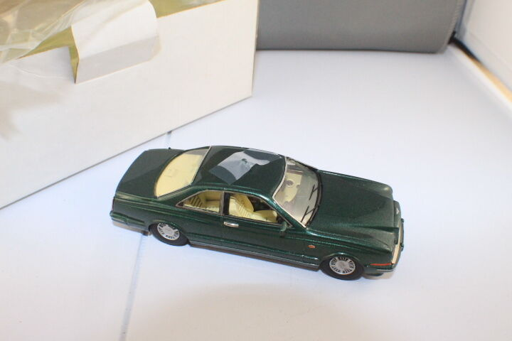 SMTS The Racing Line  CL16 Bentley Continental R R R  [Built]  1 43   Boxed  fd99f7