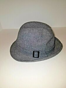 e3cfd9ef5a0e6 VTG PENDLETON 100% Virgin Wool Fedora Hat Portland Oregon USA SZ 7 1 ...