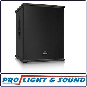 behringer b1800xp active pa subwoofer 3000w 18 inch speaker stereo crossover ebay. Black Bedroom Furniture Sets. Home Design Ideas