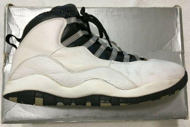 Nike Air Jordan X (10) Retro Black