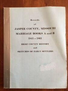 Missouri marriages