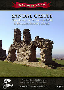 Sandal Castle and the Battle of Wakefield 1460 DVD Richard III Wars of the Roses - <span itemprop='availableAtOrFrom'>Neston, Cheshire, United Kingdom</span> - Sandal Castle and the Battle of Wakefield 1460 DVD Richard III Wars of the Roses - Neston, Cheshire, United Kingdom