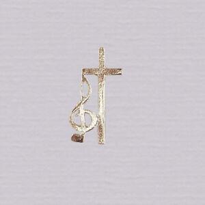 Jesus-Cross-Trebble-Clef-Lapel-Pin-Badge-Musician-Worship-FREE-P-amp-P-Qty-Discount