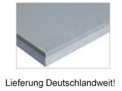 Gipskarton Verbundplatten 9,5 + 40 mm Rigidur Gipskartonplatte Gipsbau