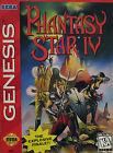 Phantasy Star IV (Sega Genesis, 1994)