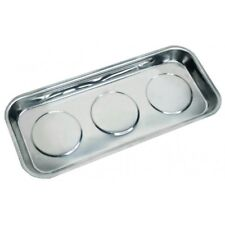 14x6 Stainless Steel Magnetic Parts Tray Auto,Garage,Home,Craft