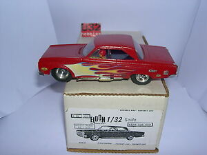 Eldon Dodge Coronet 440 Custom Red Mb
