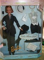 Barbie Limited Editon Barbie Millicent Roberts Collection Pinstripe Power 1997