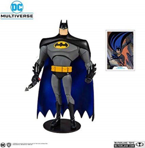 McFarlane NEW Batman DC Animated Wave 1 Comics 7-Inch Action Figure