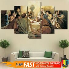 9119.Extended last supper.crowded table..POSTER.decor Home Office art