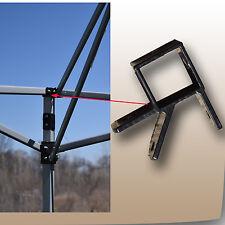 Caravan E-Z UP 10 x 10 Canopy Gazebo Pole Upper Leg Connector Replacement Parts & E-z up 12 X 12 Regency Canopy | eBay