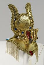 Deluxe Egyptian Headpiece Cleopatra Queen of the Nile Aphrodite