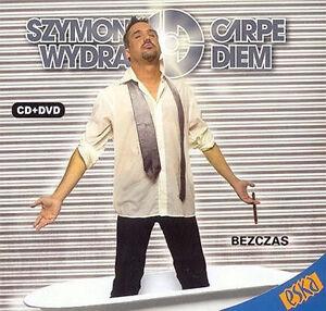 SZYMON-WYDRA-i-CARPE-DIEM-BEZCZAS-CD-DVD-sealed-from-Poland
