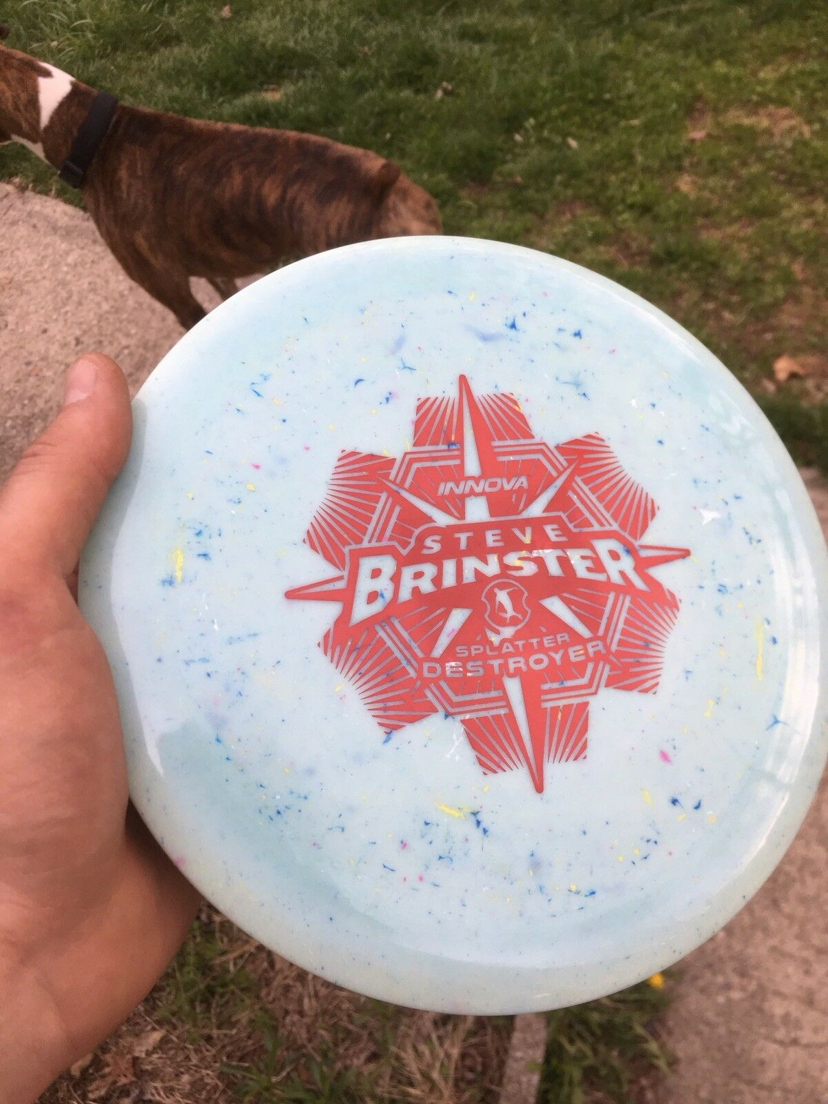 Innova destroyer Brinster Tour Tour Tour Series beb303