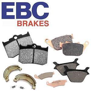 EBC BRAKE PADS FA181R