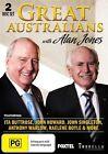 Great Australians With Alan Jones (DVD, 2015, 2-Disc Set)