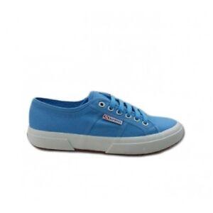prezzo competitivo 848fc 9fa2c Dettagli su Superga Classiche Azzurro Turchese 2750 Scarpe ORIGINALI ®  ITALIA PRIMA LINEA 20