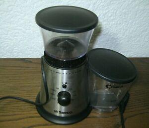 Kaffeemuhle-Senseo-Conica-gebrauchte-Kaffee-Muhle