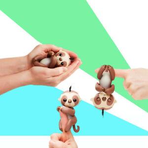Finger-Monkey-Jouet-Singe-Doigt-Noel-2019-Bebe-idee-cadeau-Jeu-creatif-enfant