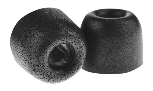 Blackbird SecureFit S10 Foam Eartips Black Large 4 Pairs