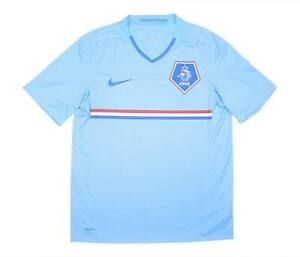 HOLLAND 2008-09 Authentic Away Shirt (eccellente) S Soccer Jersey