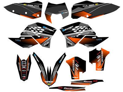 Plaquettes de frein Motos Ktm EXC-E 300 Avant de 2008 à 2011