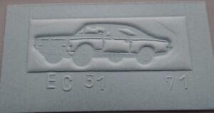 alte-Druckvorlage-Mater-OPEL-REKORD-C-Coupe-70er-Jahre-Werbung-Oldtimer