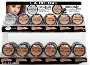 L A Colors New Smooth Creamy Cream To Powder Makeup Ebay