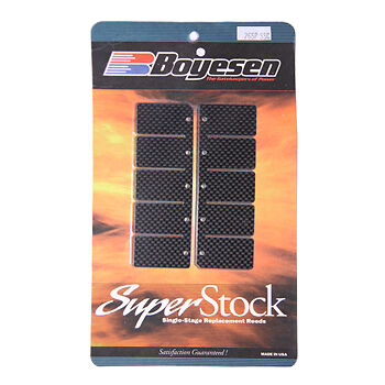 Boyesen Mercury V6 SStock Single stage Super Stock Reed Kit