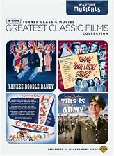 TCM Greatest Classic Films Collection: Wartime Music DVD Region 1
