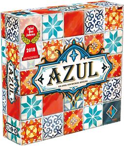 Next Move Games Pegasus Spiele 54801G Azul Spiel Des Jahres 2018