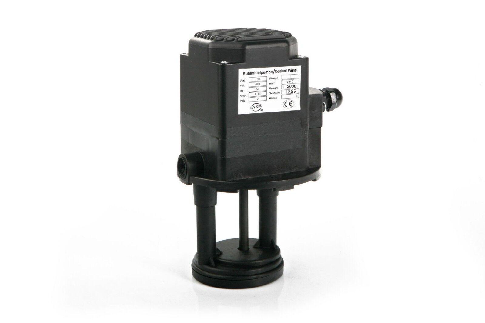 Universal Kühlpumpe  Kühlmittelpumpe Kühlmitteleinrichtung 230 Volt Nr. 1120