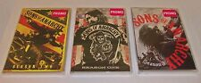 Sons of Anarchy: Season 1-3 SERIES DVD NEW SEALED #