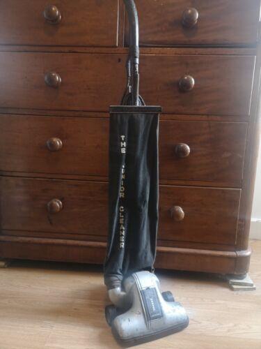 Vintage Antique 1940s Black Hoover Junior Vacuum Cleaner Rare - Model 375