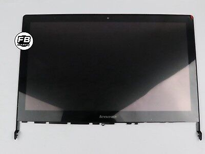 "Lenovo Edge 15 LED LCD Screen Touch Digitizer Assembly 15.6/"" 80H1 80K9 Fast Ship"