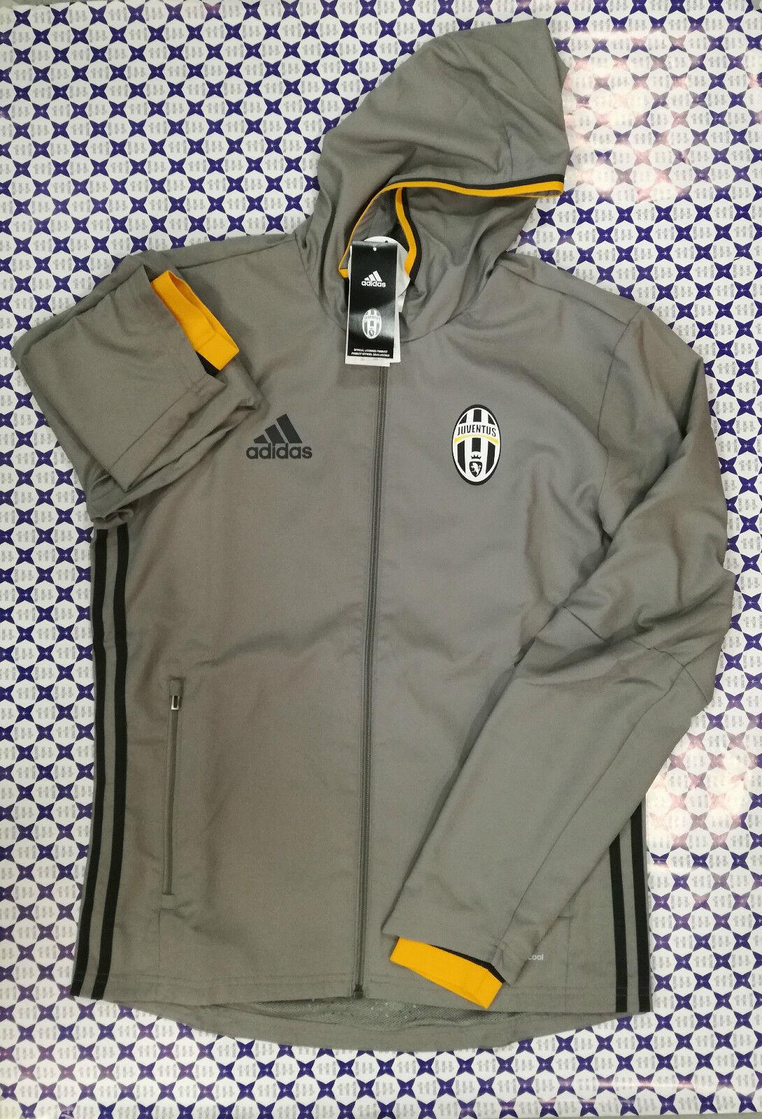 Adidas Giacca Juventus Ufficiale Allenamento Training Climacool 20162017
