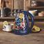 thumbnail 1 - Electric Kettle 1.7 Liter Vintage Blue Fiona Floral