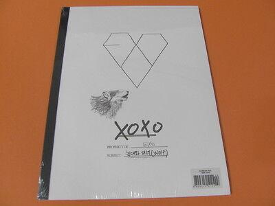 EXO - XOXO [KISS VER.] 1ST ALBUM CD w/ Yearbook & CARD $2.99 Ship EXO-K EXO-M