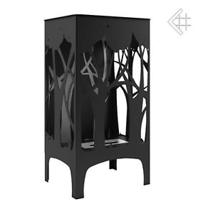 bio ethanol kamin foxtrott schwarz stand bzw wand kamin. Black Bedroom Furniture Sets. Home Design Ideas