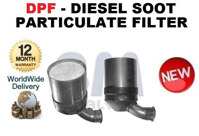 Für Citroen Xsara Picasso 1.6 Hdi 2004-   nach Neu DPF Diesel Partikel Filter