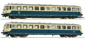 """Roco H0 72083 Akkutriebwagen BR 515 / 815 der DB """"DCC Digital + Sound"""" NEU + OVP"""