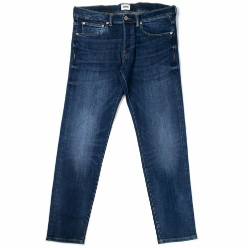 Red Listed Selvage lido Wash JEANS EDWIN  ED 80 SLIM TAPERED W33 L32 VAL 140€