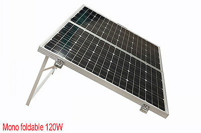 solar panel standard / semi flexible / foldable portable panels 100W 80W 50W 40W