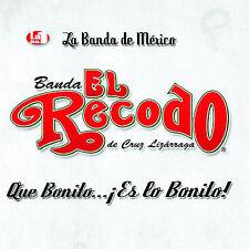 Que Bonito... Es lo Bonito by La Banda el Recodo (CD, Oct-2007, Fonovisa)