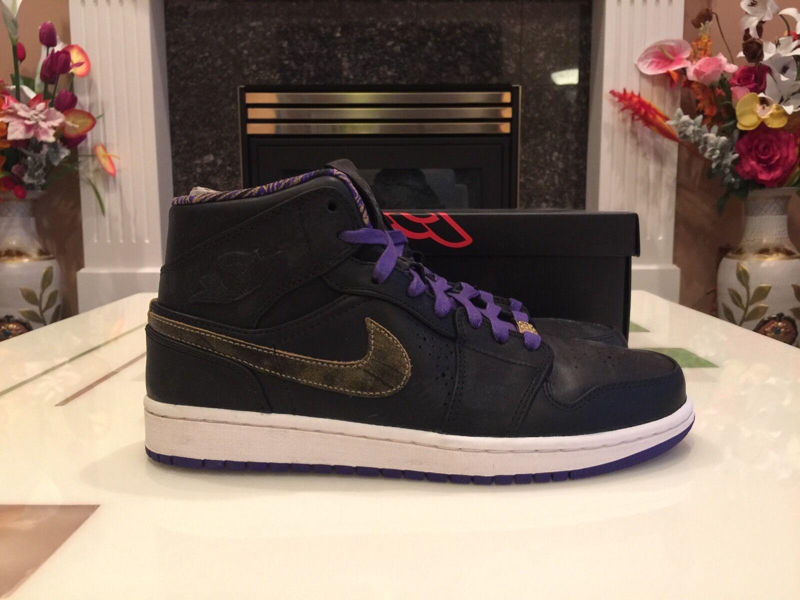Nike Air Jordan 1 Mid Nouveau BHM Comfortable The latest discount shoes for men and women
