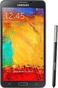 Samsung Galaxy Note 3 32GB Schwarz Android Smartphone