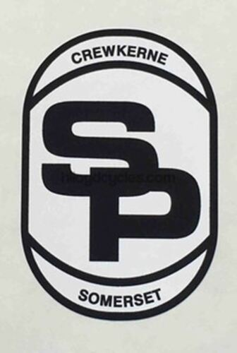 STAN PIKE head//seat decal.