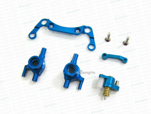 Knuckle Arm+Holder+Steering Assembly for Mini Z AWD