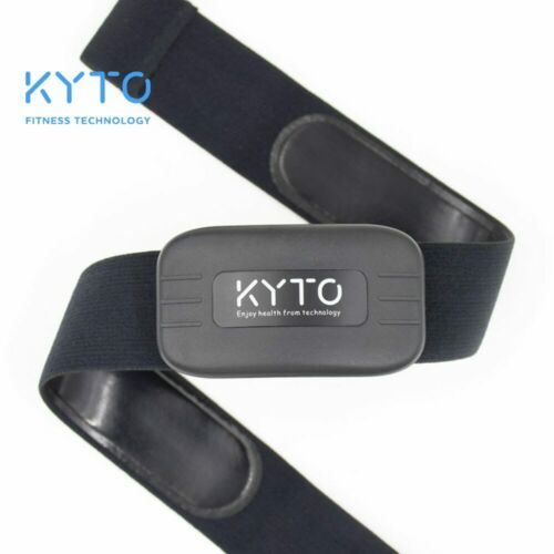 Heart Rate Monitor Chest Strap Bluetooth 4.0 ANT Fitness Sensor Cyclist Runner