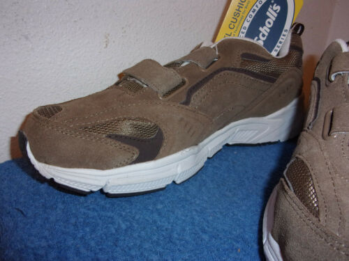 Brown Bovendeel Brand New Suede Men's Casual sportschoenen DrScholl's met l3FT1JKc